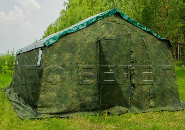 Продам: Армейская палатка Берег 10М1, Однослойна