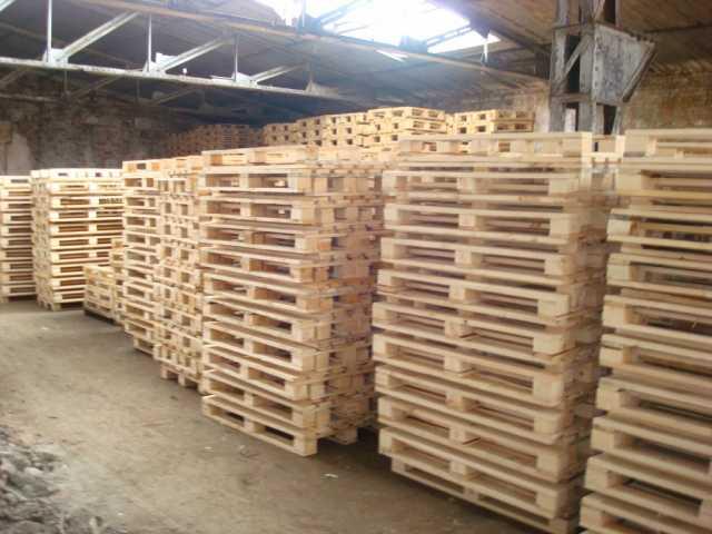 Продам: Деревянные поддоны продаются