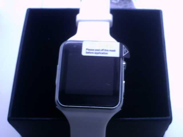 Продам умные часы-телефон белые