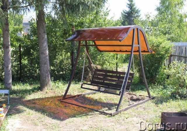 Продам Садовые, разборные качели (БЕСПЛАТНАЯ ДО