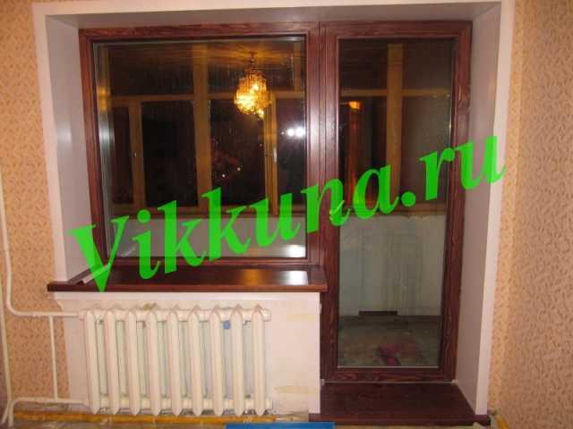 Продам: Деревянные окна (евроокна, финские окна)