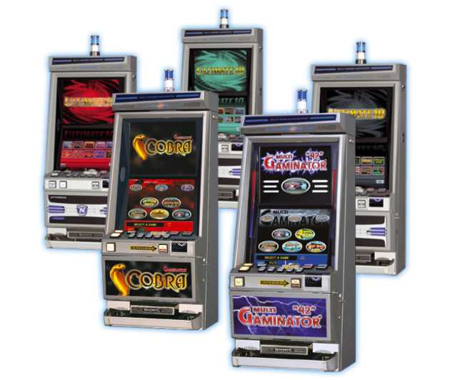 Продам Игровые автоматы Гаминатор