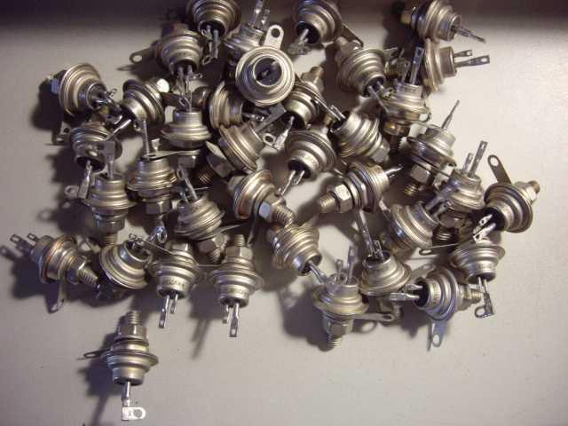 Продам: Симисторы КУ208Г для радиолюбителей