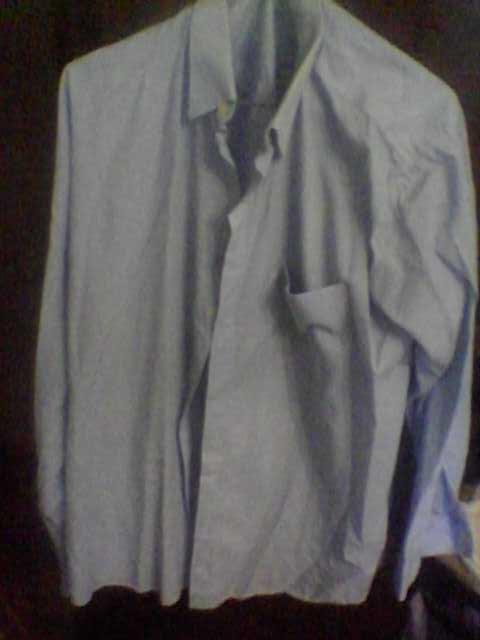 Продам Рубашка голубая