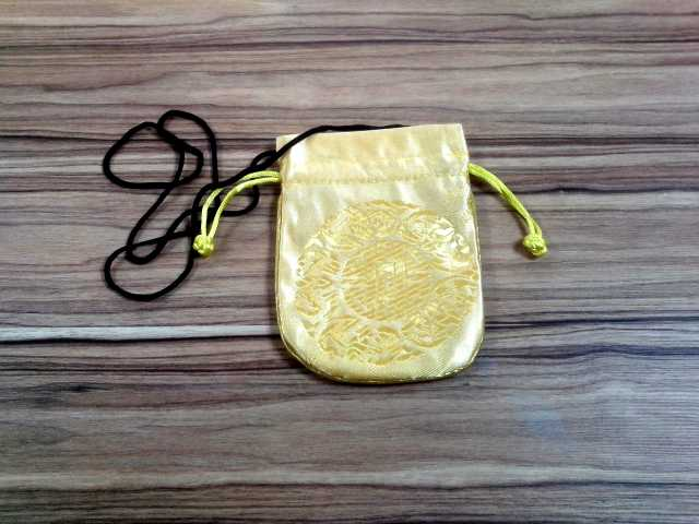 Продам Жёлтая сумочка для мобильного телефона
