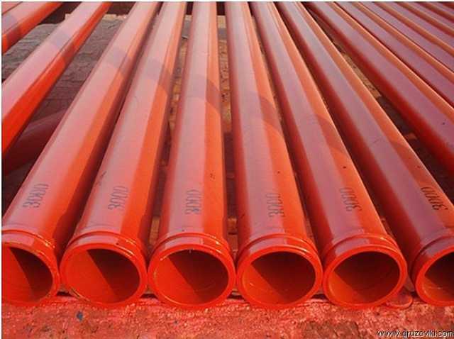 Продам: Бетоновод DN 125мм, L- 2000мм для бетоно