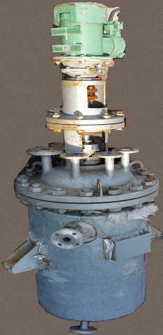Продам Реактор химический 100 л.;160 л. н/ж
