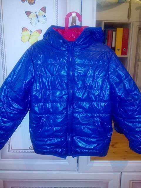 Продам Двусторонняя куртка (весна-осень)