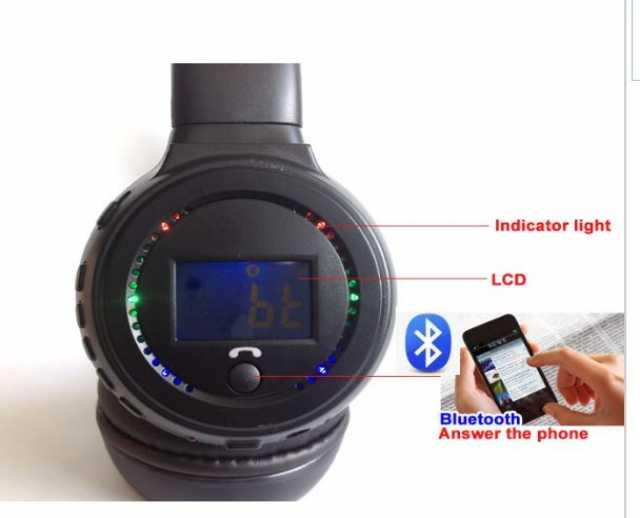 Продам Наушники ZeaLot B570 Bluetooth TF карта/