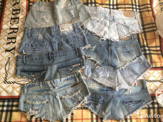 Продам шорты женские