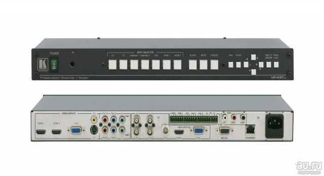 Продам Видеосвитчер/масштабатор Kramer VP437xl