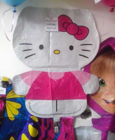Продам Воздушный шарик «Hello Kitty
