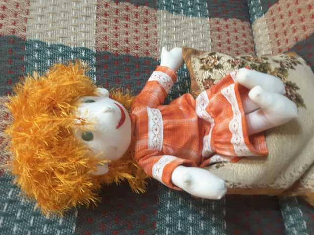 Продам Авторская кукла