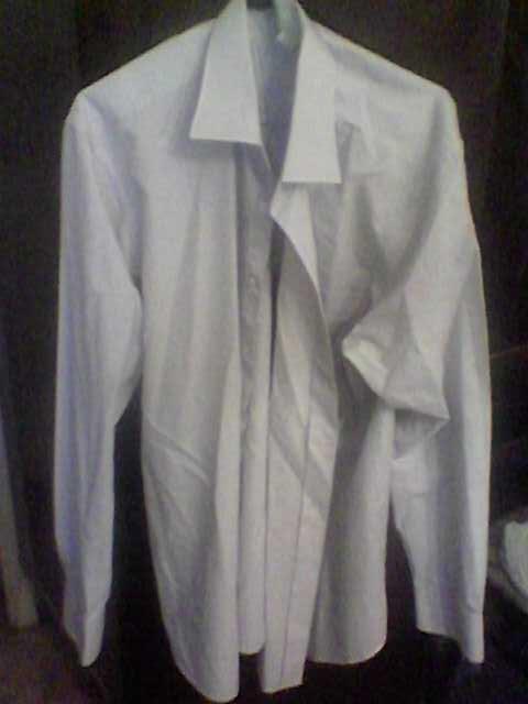 Продам Рубашка светлая р. 45