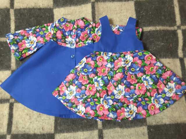 Продам Комплект из платья и сарафана