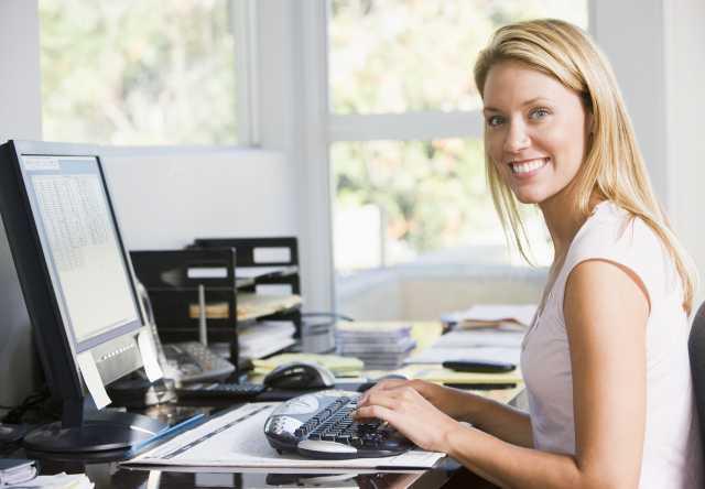 Вакансия: Сотрудницы для работы на дому