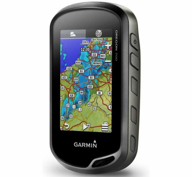 Продам Garmin Oregon 700 б/у п/к GPS навигатор