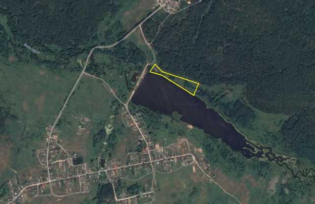 Продам: Продаётся земля у воды 4,6 га