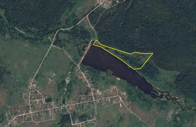 Продам: Продаётся земля у воды 13,8 га