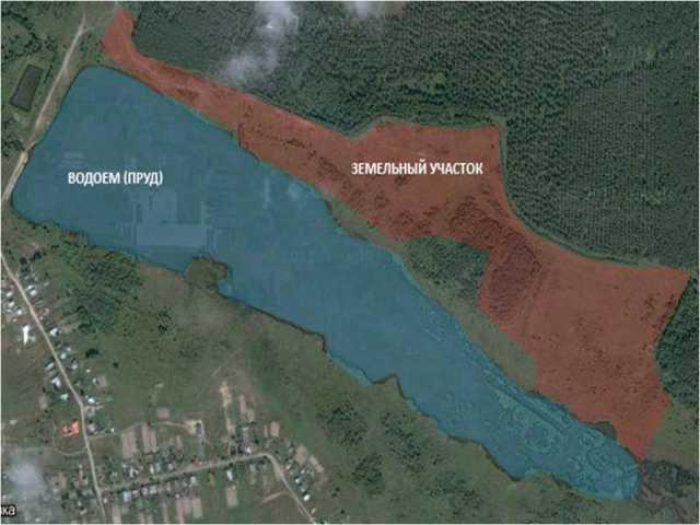 Продам: Продаётся земля у воды 27,6 га