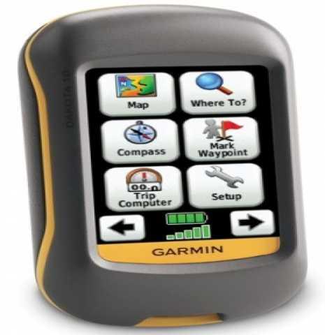 Продам Garmin Dakota 10 б/у GPS навигатор