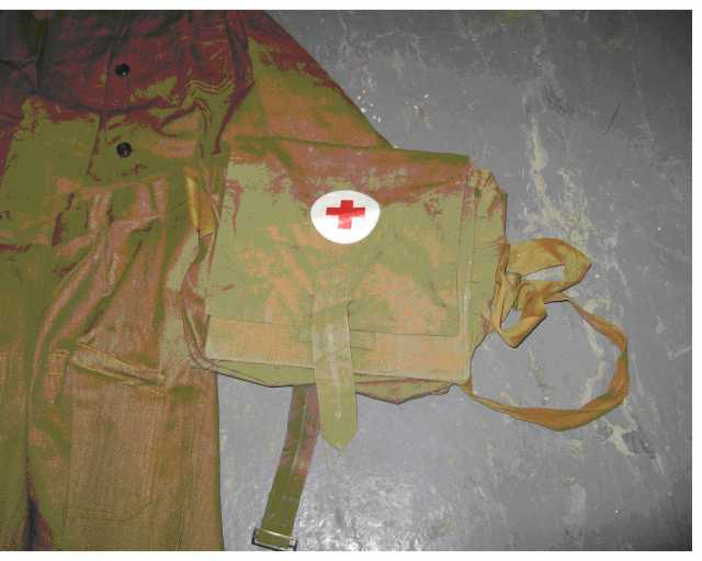 Продам Продам сумки санитарные укомплектованные