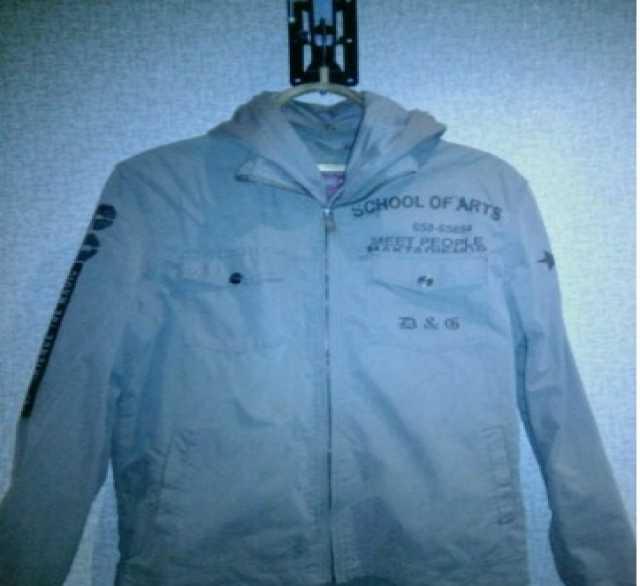 Продам Куртка,ветровка DG JNS