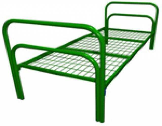 Продам: Металлические 1 и 2 ярусные кровати, опт