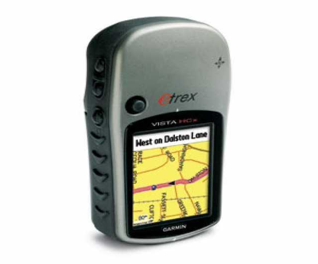 Продам Garmin eTrex Vista HCx б/у GPS навигатор