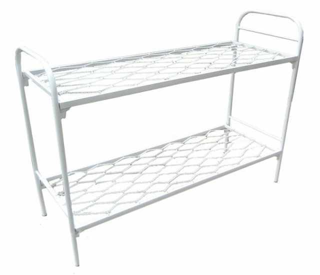 Продам: Трехъярусные металлические кровати.