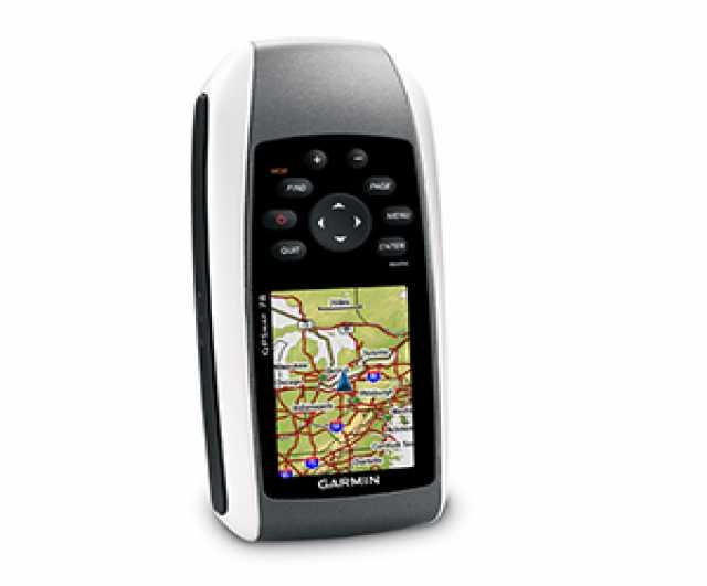 Продам Garmin GPSMap 78 б/у турист навигатор