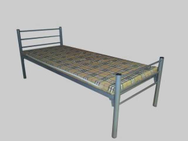 Продам Кровати для общежитий, металлические