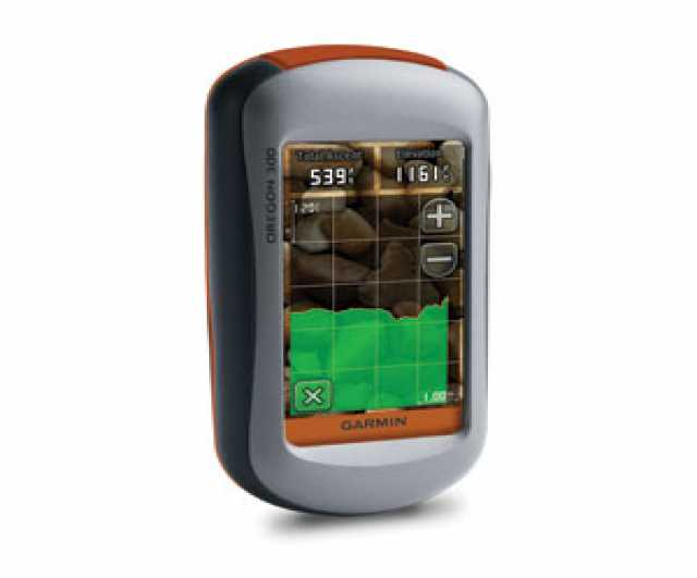 Продам Garmin Oregon 300 б/у, турист навигатор