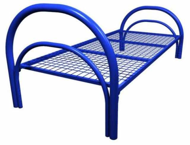 Продам: Кровати металлические одноярусные оптом
