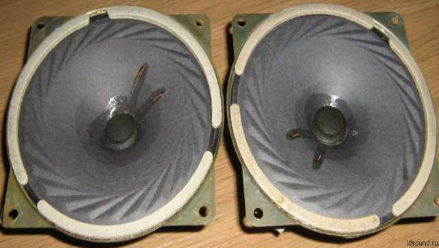 Продам Продам 2 динамика - 5 ГДШ-5-4 (4 ГД-53).
