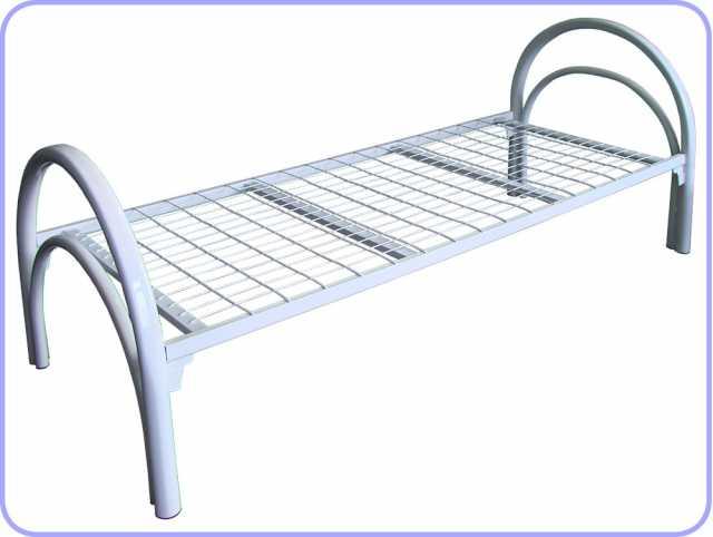 Продам  1 и 2 ярусные кровати металлические,опт