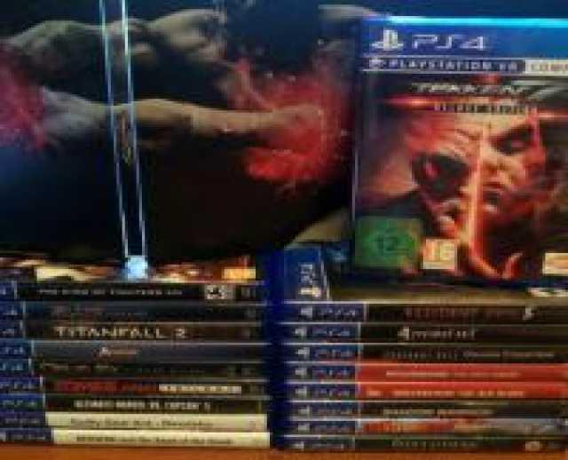 Продам Sony Ps4 игры