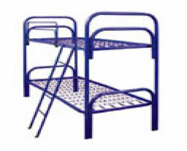 Продам Кровати металлические для лагеря оптом