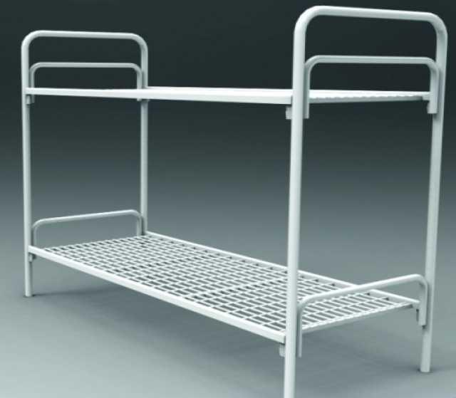 Продам Трехъярусные металлические кровати опт