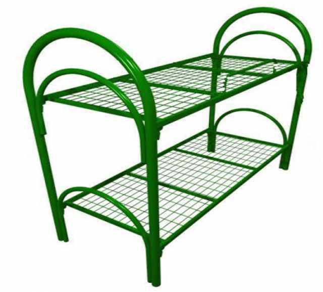 Продам:  кровать металлическая для школ
