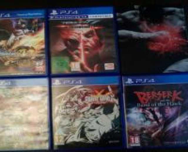 Продам PS4 Драки