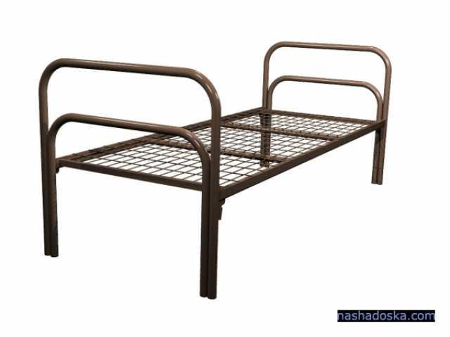 Продам Кровати железные для рабочих, студентов.