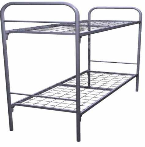 Продам: Кровати металлические для турбаз