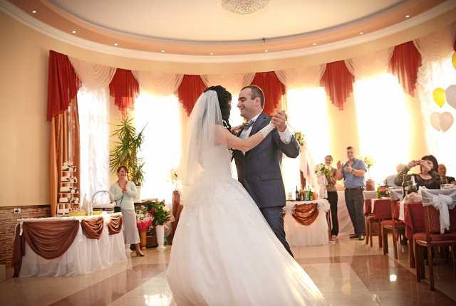 Предложение: Свадебный танец