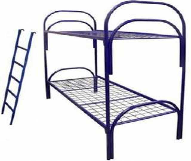Продам Одноярусные металлические кровати оптом