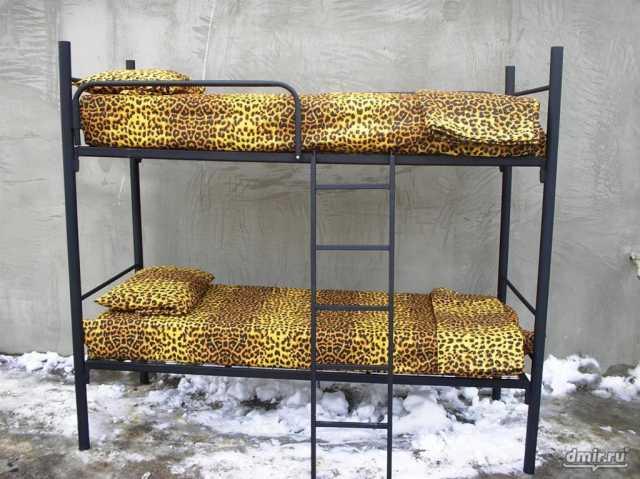 Продам Трехъярусные кровати для рабочих оптом