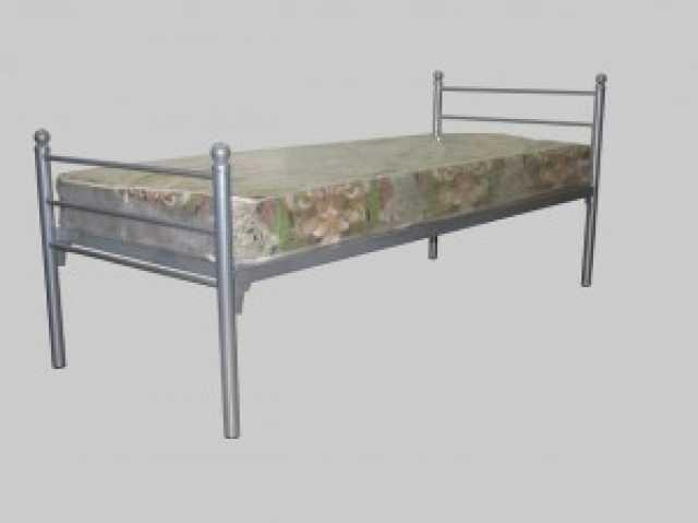 Продам Металлические одноярусные кровати оптом