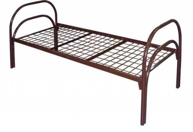 Продам Металлические кровати для гостиницы опт