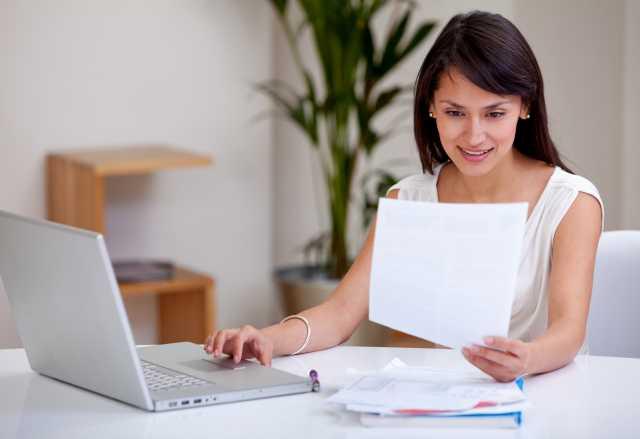 Вакансия: Работа на дому в интернете