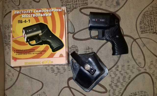 Продам пистолет ОСА ПБ-4-1 в Топках